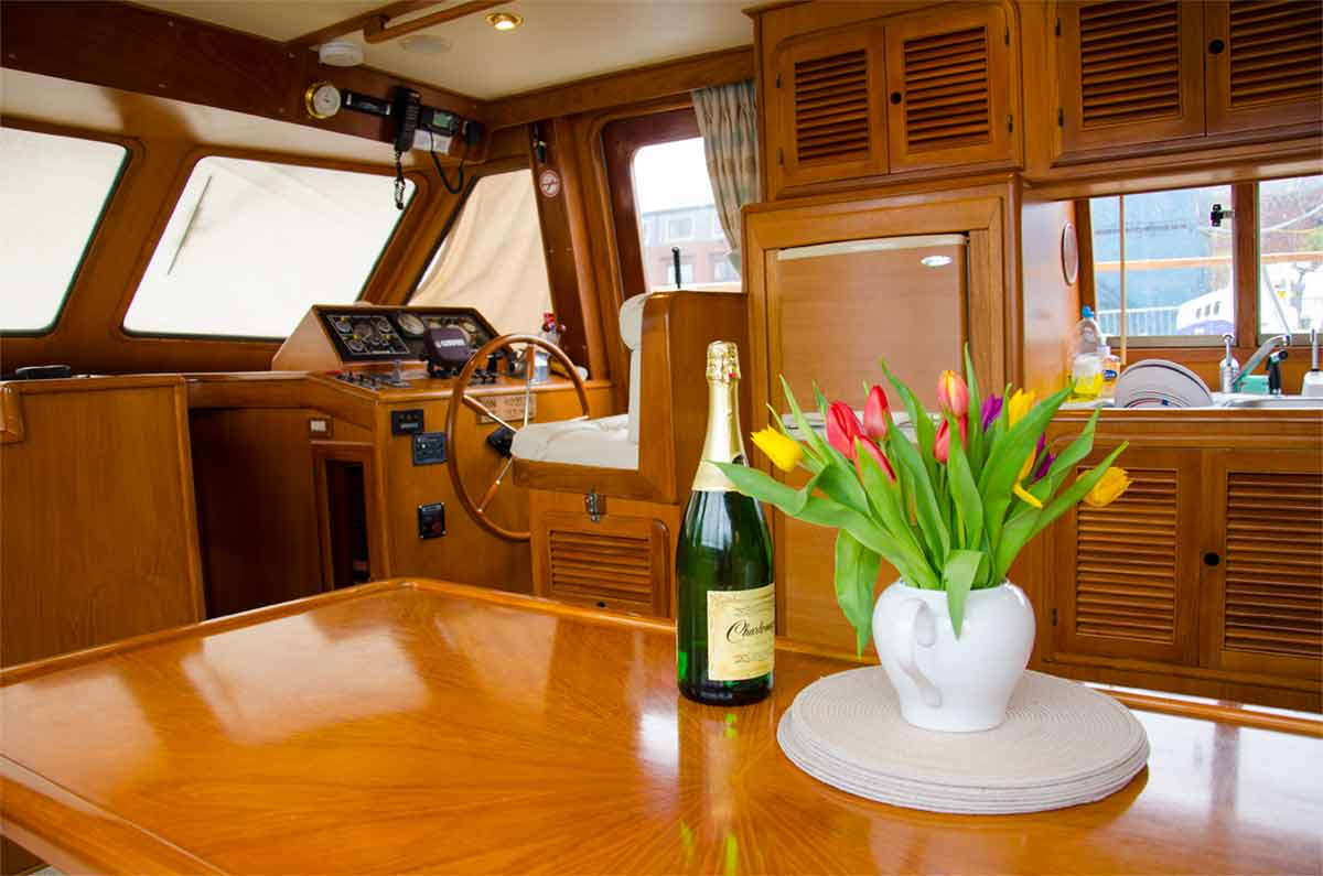 boat trips from Poole quay